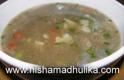 Mixed vegetables soup nishamadhulika mix veg soup forumfinder Choice Image