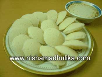 Rawa Idli Recipe