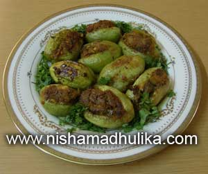 Stuffed Parwal Recipe