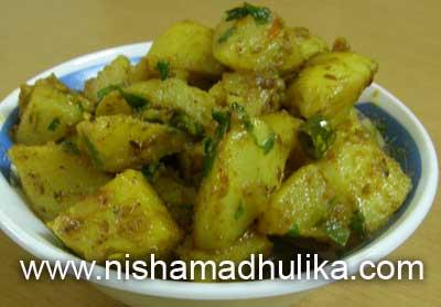 Aloo Shalgam Recipe