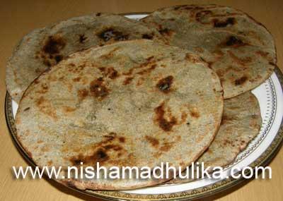 Bajra Ki Roti Recipe
