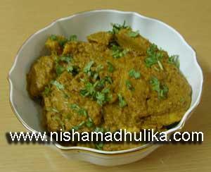 Bengali Arbi Recipe
