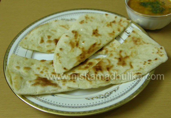 Butter naan recipe nishamadhulika butter naan recipe forumfinder Image collections