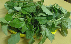 Chaulai Saag With Moong Dal Amaranth Leaves Lentil Curry