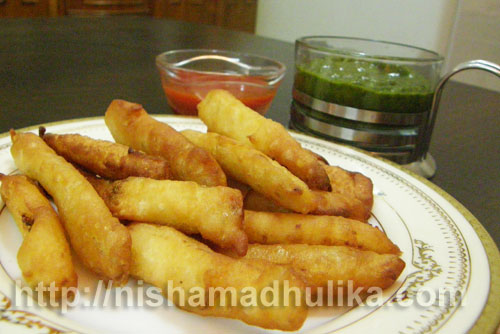 Golden Fried Baby Corn Recipe