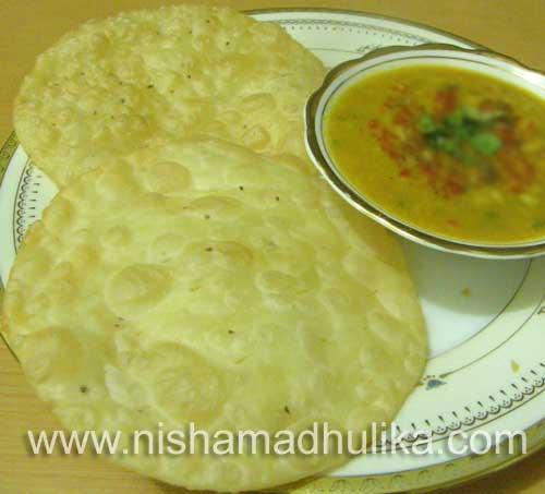 Dal Pakwan Recipe