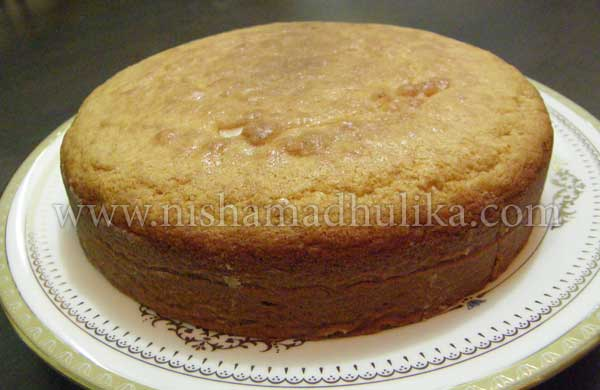 Cake In Microwave Recipe In Hindi