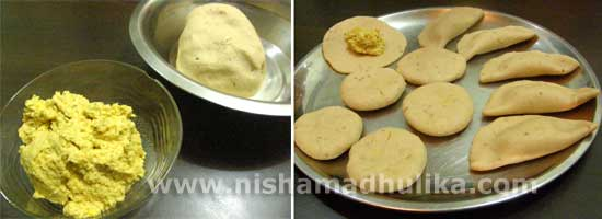 How to make Namkeen Fara or Goijha