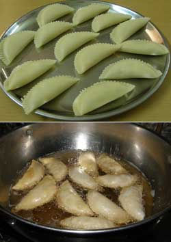 How to make Gujia at your home