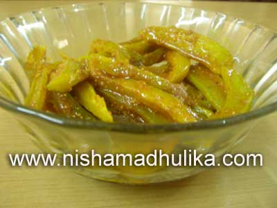 Kamrakh Pickle