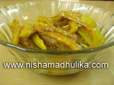 Kamrakh Pickle