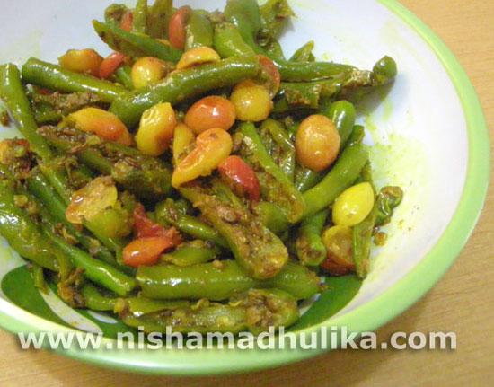 Plum Cake Recipe In Marathi: Karonda Green Chili Recipe