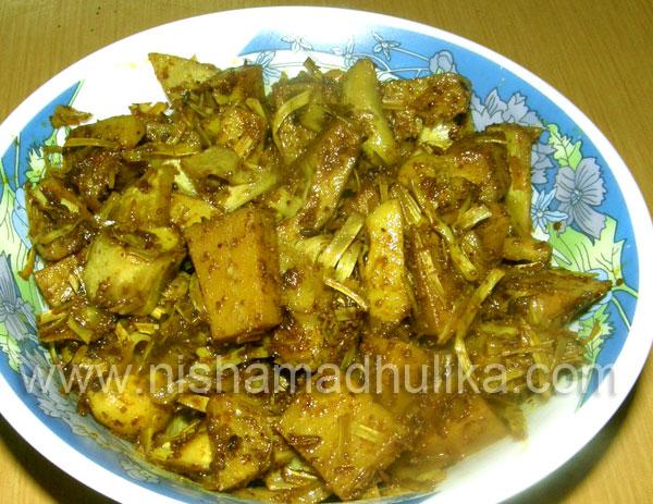 Kathal Recipe
