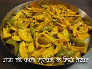 Dried Aam Ka Achar
