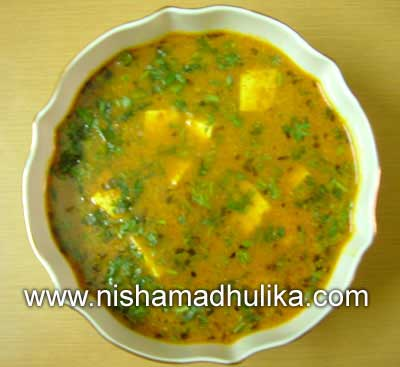 matar paneer recipe in hindi nishamadhulika matar paneer recipe in hindi forumfinder Images