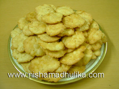 Salted Crackers Recipe