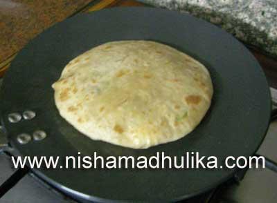 Paneer Parantha Recipe