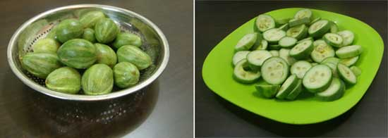 Parwal Achar - Pointed Gourd Pickle