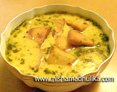 Rajasthani patod curry pitod ki sabzi recipe nishamadhulika pitod ki sabzi is a traditional dish made in rajasthan if there are no vegetables in your fridge and you still want to make something special then do forumfinder Gallery