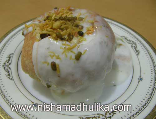 How To Prepare Raj Kachori
