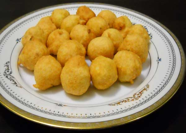 Ram Laddu Recipe