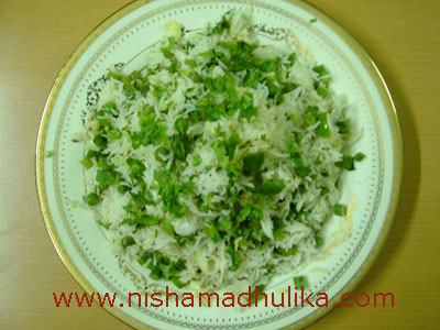 Vegetable rice pulao recipe nishamadhulika vegetable rice pulao forumfinder