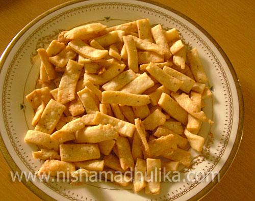Namakpara Recipe