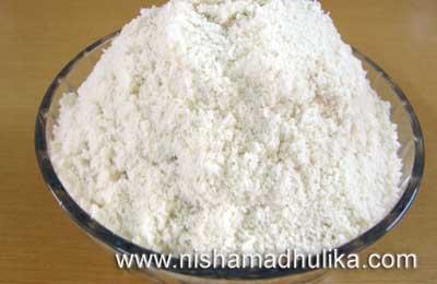 How To Make Rice Cake In Hindi