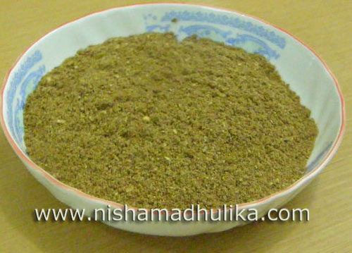 How to Make Tawa Masala powder