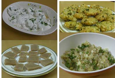 Shivratri Vrat Recipes