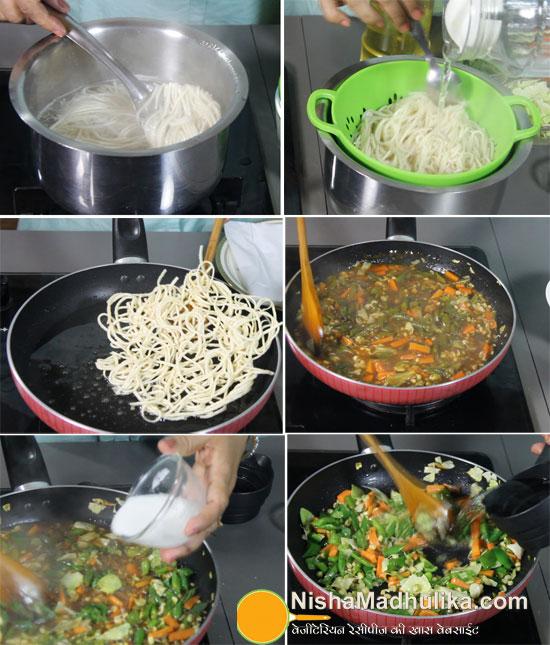 american chop suey vegetarian recipe forumfinder Images