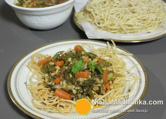 American chop suey vegetarian recipe nishamadhulika american chop suey vegetarian recipe forumfinder Gallery