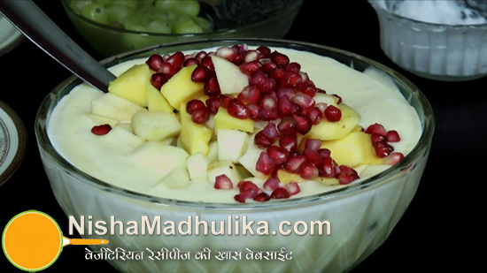 fruit custard recipe nishamadhulika forumfinder Choice Image