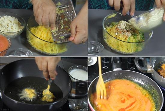 Indian Pumpkin Kofta Curry Recipe