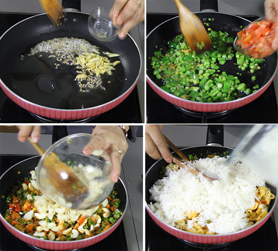White pasta recipes in hindi