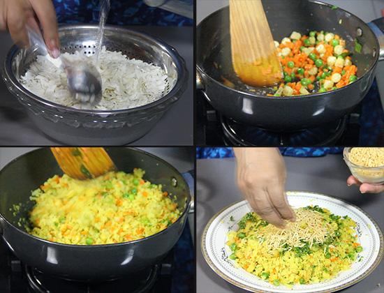 Vegetable poha recipe nishamadhulika now forumfinder Choice Image