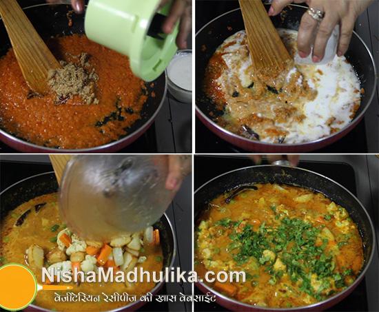 Veg kolhapuri recipe nishamadhulika when forumfinder Images
