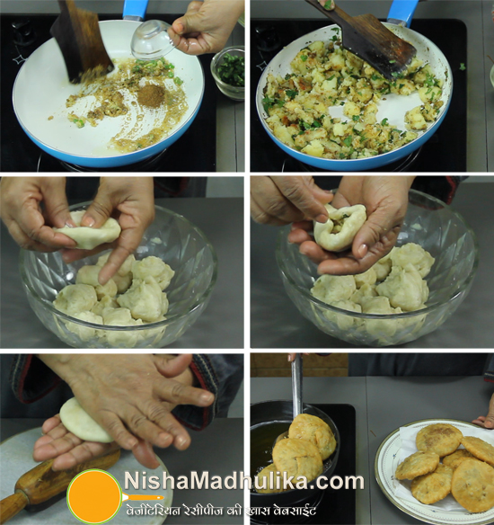 how to make tuvar kachori
