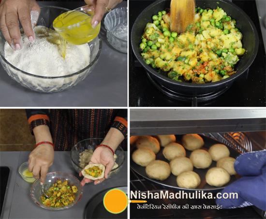 Masala dal bati recipe in otg nishamadhulika bake forumfinder Gallery