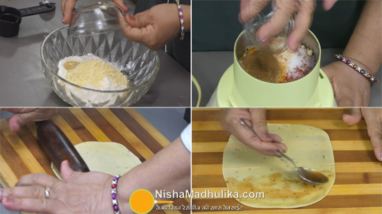 bite size bakhadwadi recipe