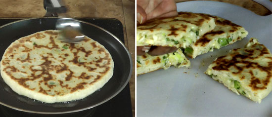 Cheese Stuffed Paratha Recipe