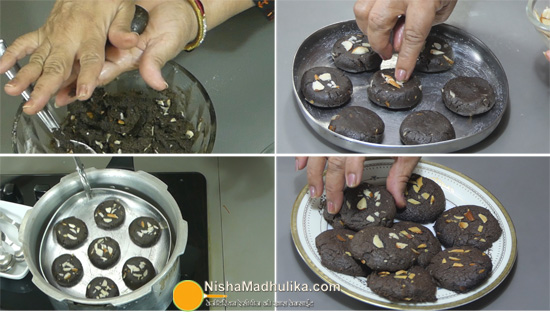 chocolate nan khatai recipes