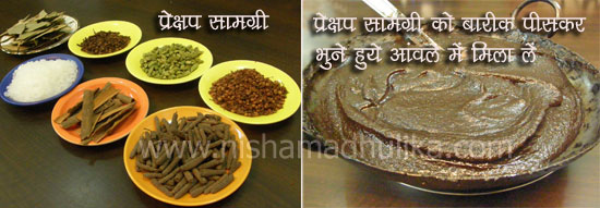 Home Made Chywanprash Recipe