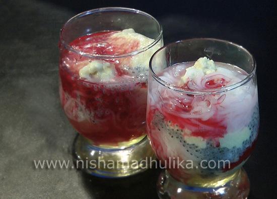 फ ल द Faluda Kulfi Recipe Falooda Ice Cream Nishamadhulika Com