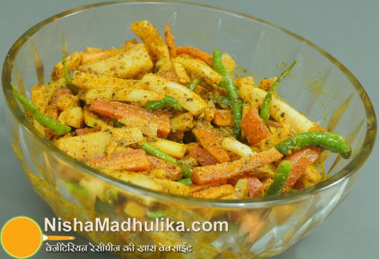 Pickle Recipes Page 1 Nishamadhulika Com