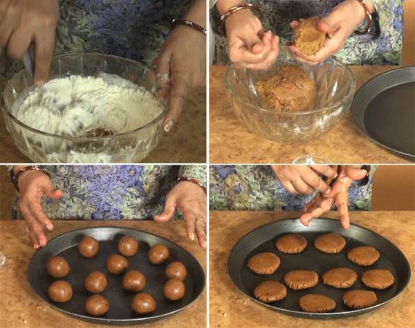 How to make Ginger Nuts