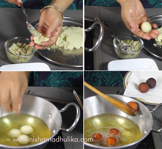 Chocolate Chip Gulab Jamun Recipe — Dishmaps