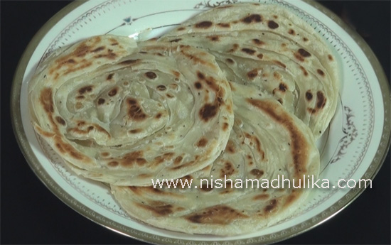 Kerala parotta recipe kerala paratha nishamadhulika kerala forumfinder Image collections