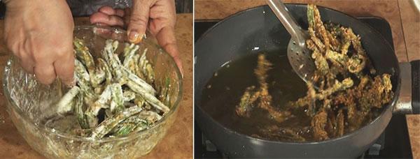 Crispy Okra Recipe