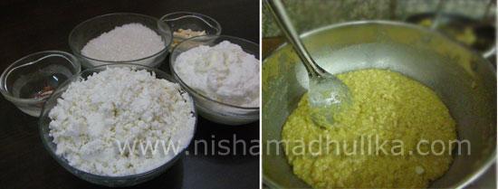 Kesar Malai Laddu Recipe